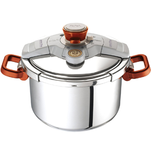 Tefal By Jamie Oliver Clipso P4110769 Pressure Cooker
