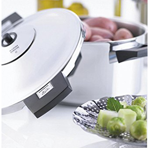 Kuhn Rikon Duromatic Inox Pressure Cooker With Side Grips
